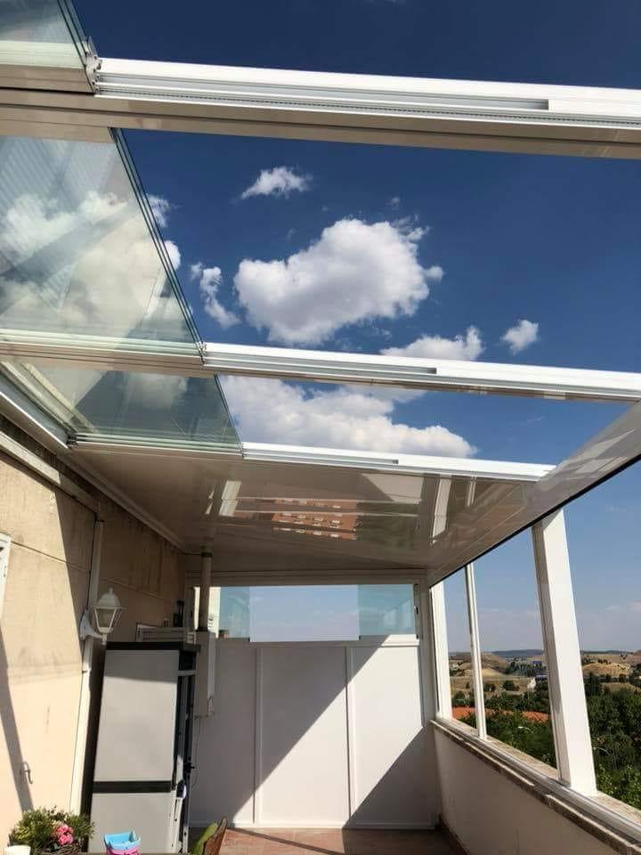 Tecnikor techos de cristal
